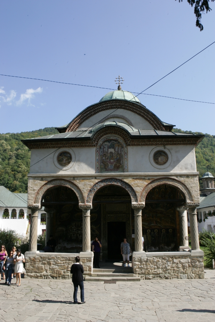 Mânăstirea Cozia