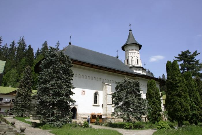 Mânăstirea Slatina