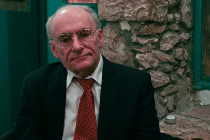 David Matas in Jerusalem in September 2012. David Matas is an international human rights lawyer based in Winnipeg, Manitoba, Canada.