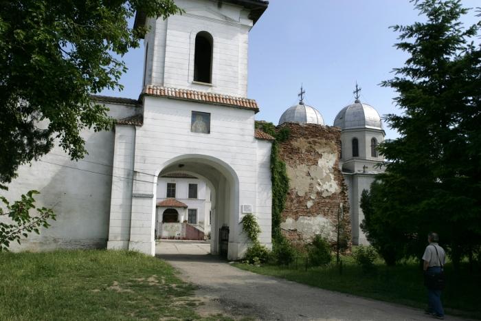 Mânăstirea Comana