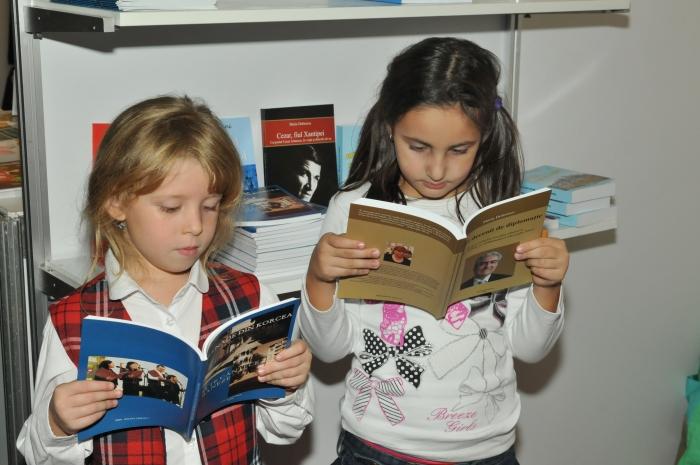 Târgul de carte Gaudeamus 2012