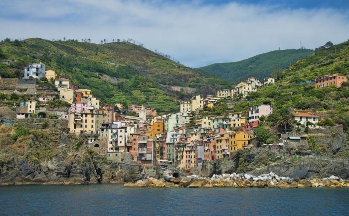 Riomaggiore - Cinque Terre.