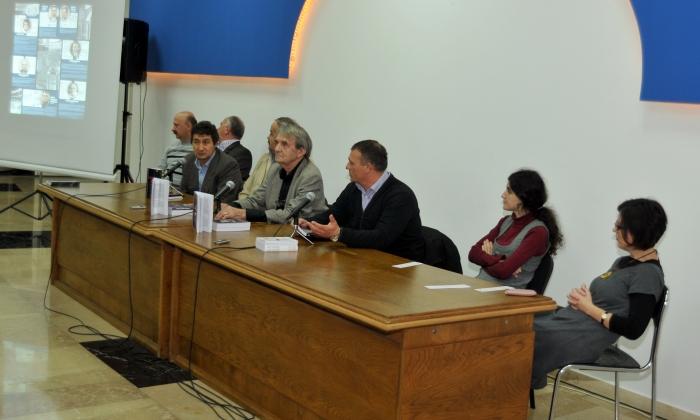 Lansare de carte, Fundaţia Academia Civică, din cadrul Târgului de carte Gaudeamus 2012