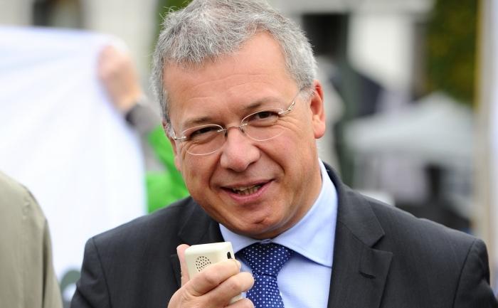 Europarlamentarul PPE Markus Ferber.