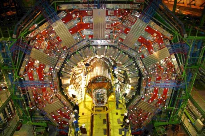 Spectrometrul miuonic de la CERN, Geneva