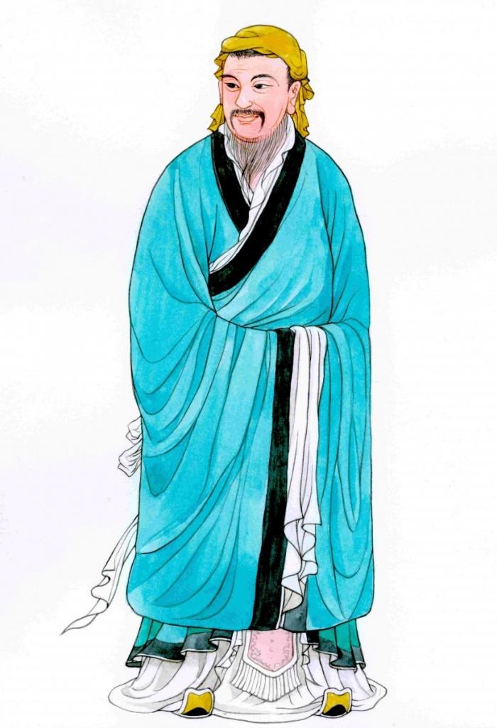"""Confucius, un mare filosof şi educator, este considerat fondatorul confucianismului şi este onorat ca """"învăţătorul conducător pentru 10.000 de ani"""" şi """"învăţătorul tuturor învăţătorilor"""" din China."""