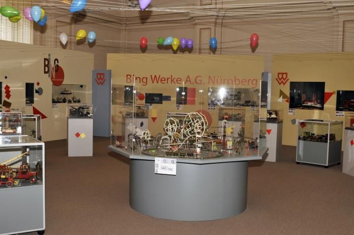 BING.Magia Jucăriilor, la Muzeul Naţional de Istorie