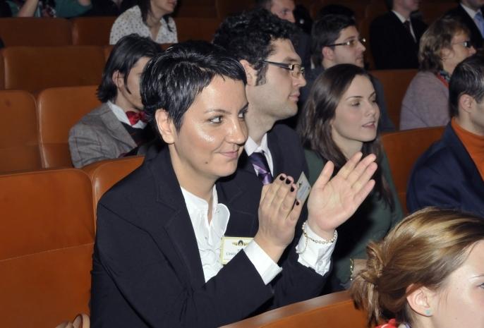 Gala Ligii Studenţilor Români din Străinatate, Camelia Ion