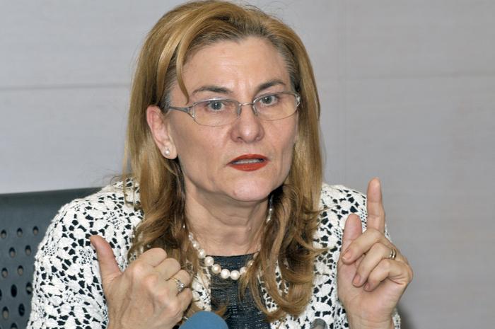 Europarlamentarul Maria Grapini