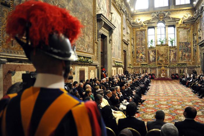 Sala Regia, Vatican