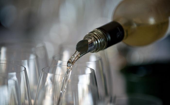 Degustare de vinuri.
