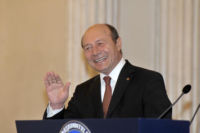Traian Băsescu, întâlnirea anuală cu şefii misiunilor diplomatice acreditaţi în România la Palatul Cotroceni
