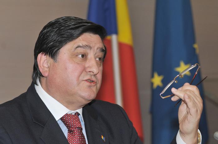 Ministrul delegat pentru Energie, Constantin Niţă