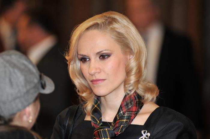 Gabriela Vrânceanu Firea Palade, PSD