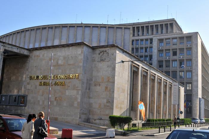 Sediul Radiodifuziunii Române