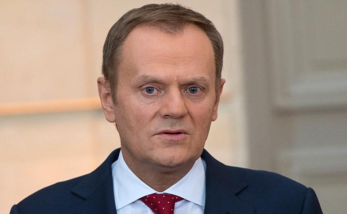 Premierul polonez Donald Tusk.