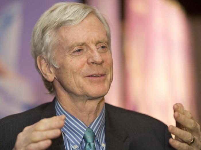 David Kilgour, fost secretar canadian pentru Asia-Pacific