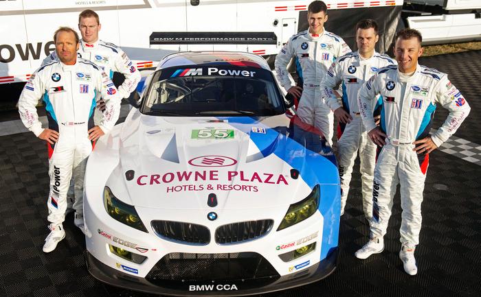 BMW Z4 GTE echipat pentru raliuri