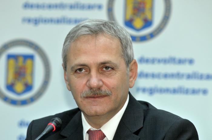 Liviu Dragnea, vicepremier în Guvernul României