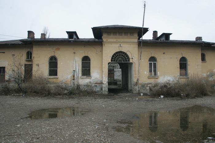 Închisoarea din Râmnicu Sărat.
