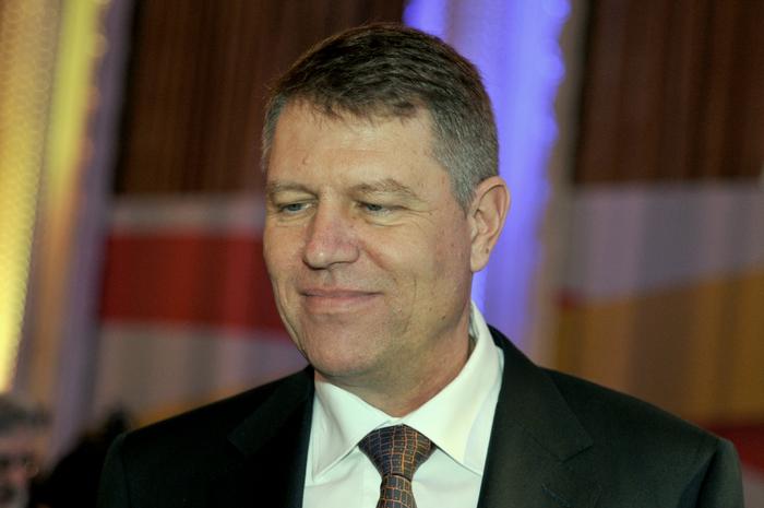 Congresul PNL, 22-23 Febroarie 2013, Bucureşti, România. În imagine, Klaus Iohannis