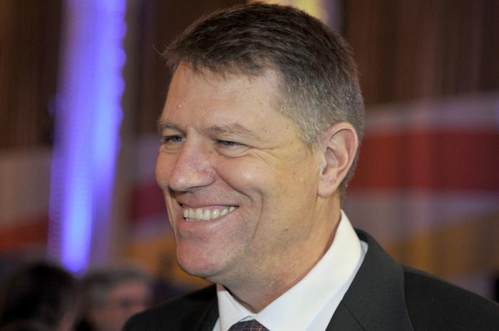 Preşedintele PNL, Klaus Iohannis.