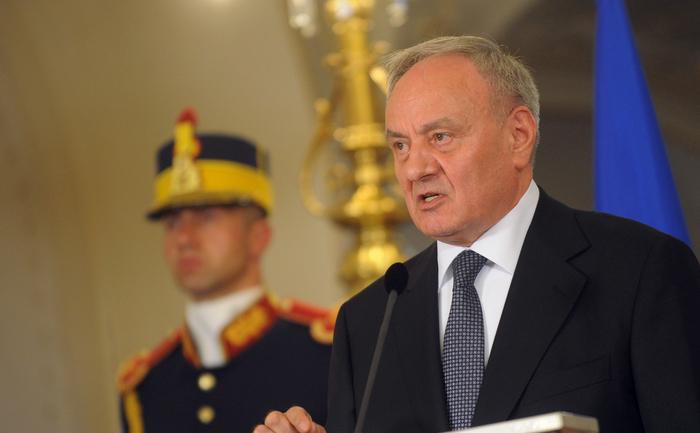Preşedintele R. Moldova, Nicolae Timofti.