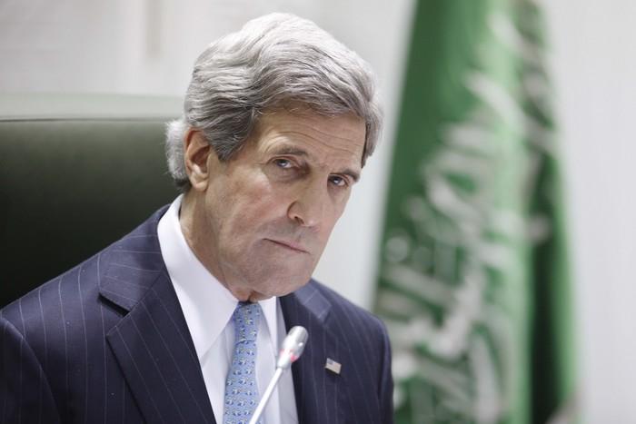 Secretarul de stat John Kerry, 4 martie 2013