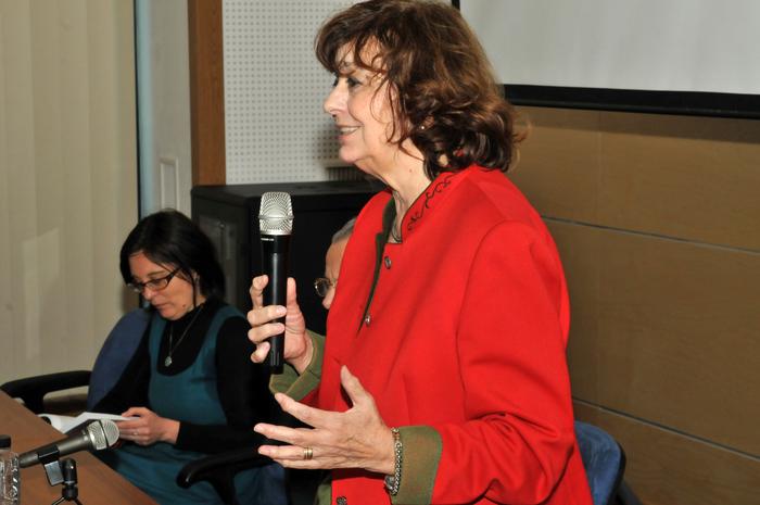 Ana Blandiana, preşedinta Fundaţiei Academia Civică