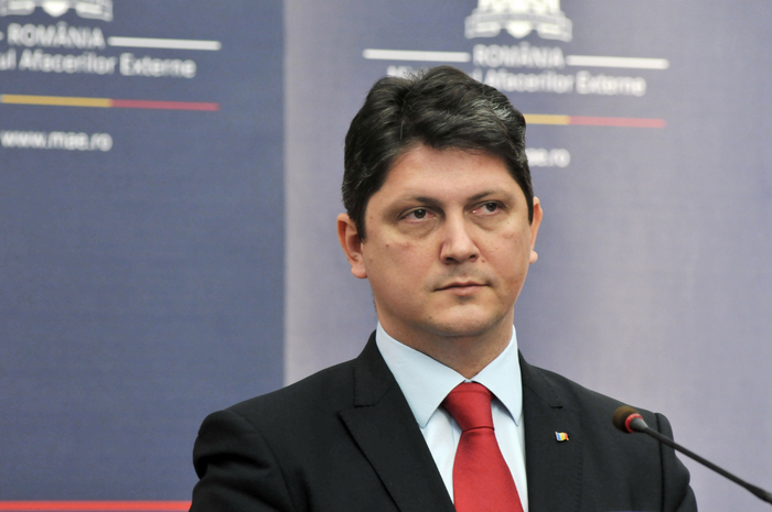 Ministrul Afacerilor Externe, Titus Corlăţean