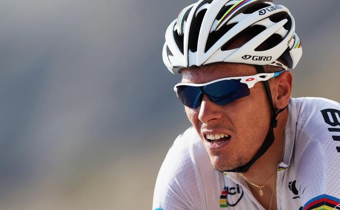 Ciclism campionul mondial belgian philippe gilbert francofon critic partidul flamand n va - Philippe campion ...