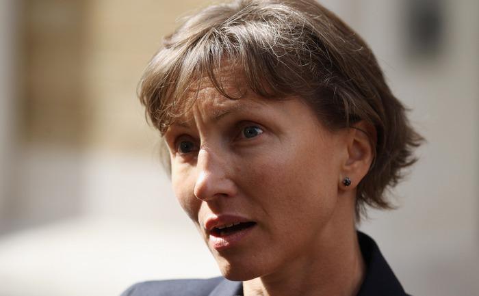 Marina Litvinenko (decembrie 2012), văduva fostului spion rus Alexander Litvinenko, omorât în condiţii suspecte cu poloniu la Londra în 2006