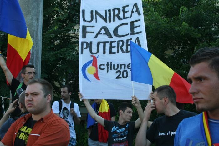 Marş pentru reîntregire 2012 - Basarabia Pământ Românesc (poză de arhivă)