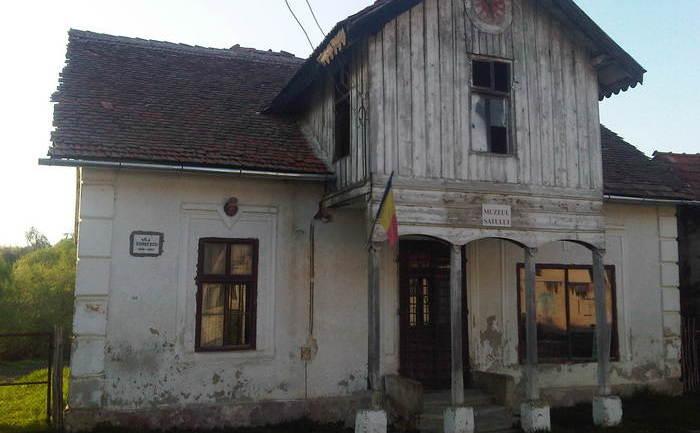 Muzeul Satului din Valea Hârtibaciului