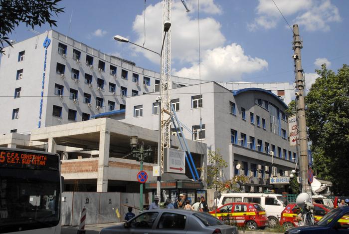 Spitalul de Urgenţă Floreasca