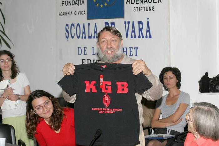 """Stephane Courtois, coordonator al """"Cărţii negre a comunismului"""""""