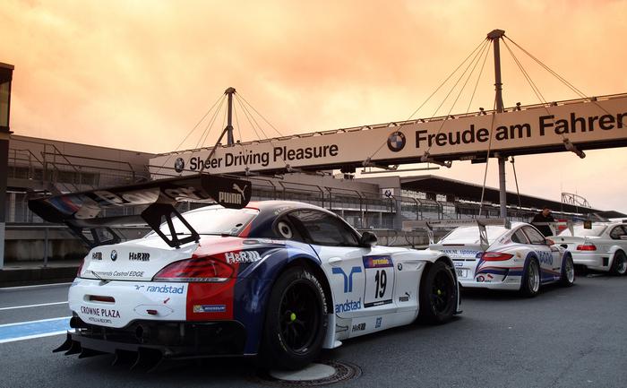 BMW Z4 GT3, BMW Team Schubert, VLN