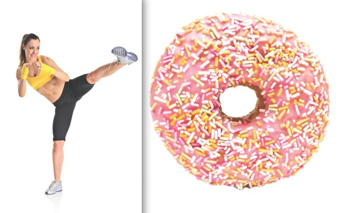 Pentru a pierde in greutate nu renunta