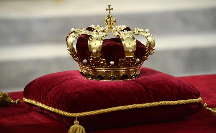 Coroană regală.