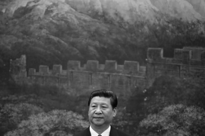 Xi Jinping, liderul Partidului Comunist Chinez, la 6 mai 2013, în Beijing.