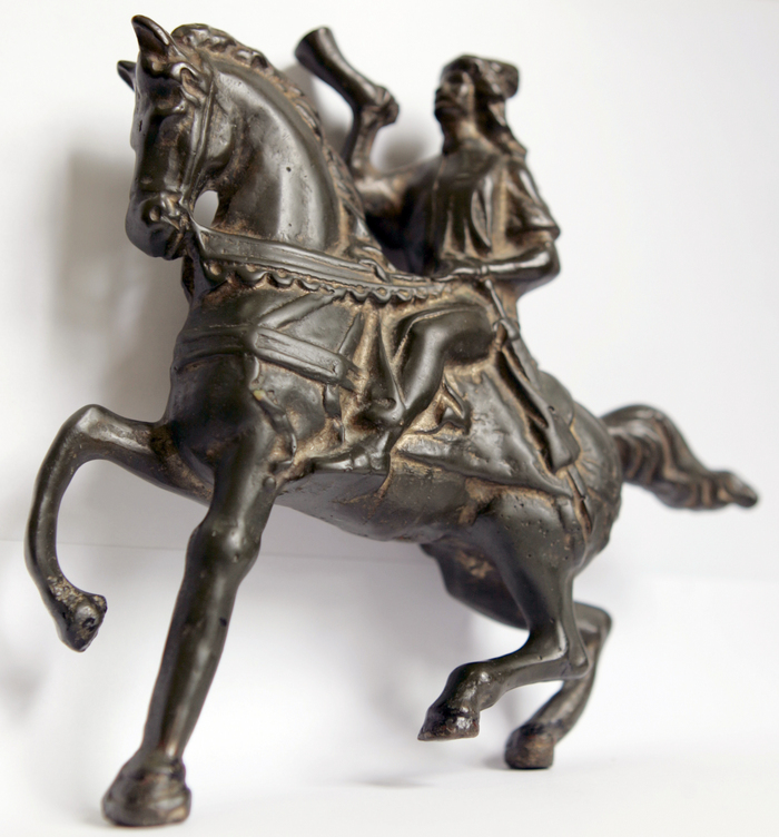 Statuetă de bronz reprezentându-l pe Zalmoxis