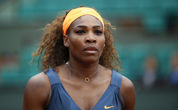 Americanca Serena Williams.