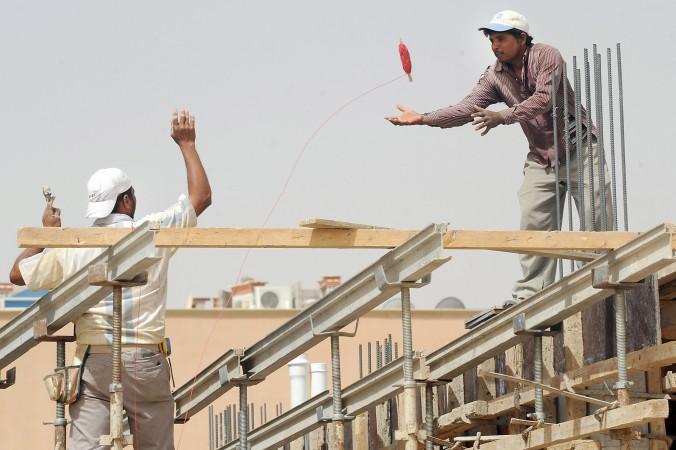 Muncitori în construcţii
