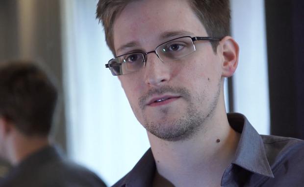 Edward Snowden, fost angajat al CIA.