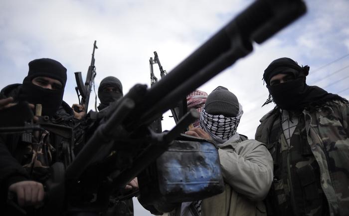 Grupuri de rebeli înarmaţi