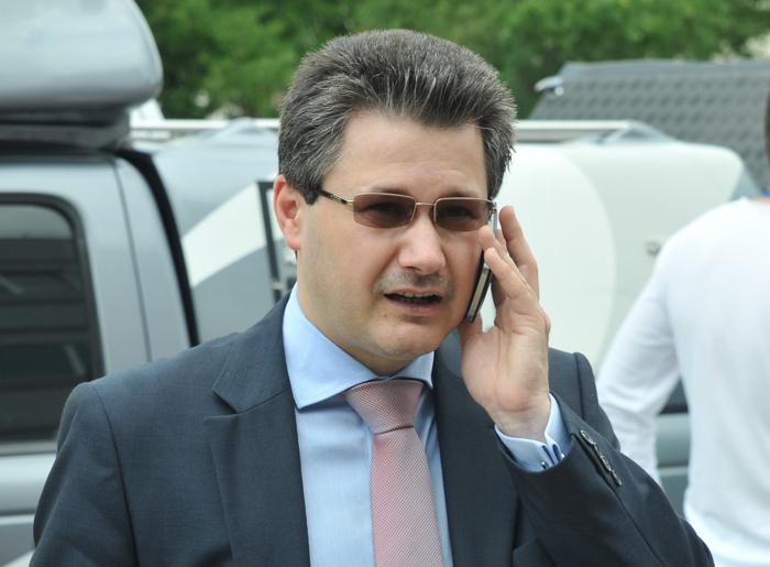 Ministrul Delegat Mihnea Cosmin Costoiu