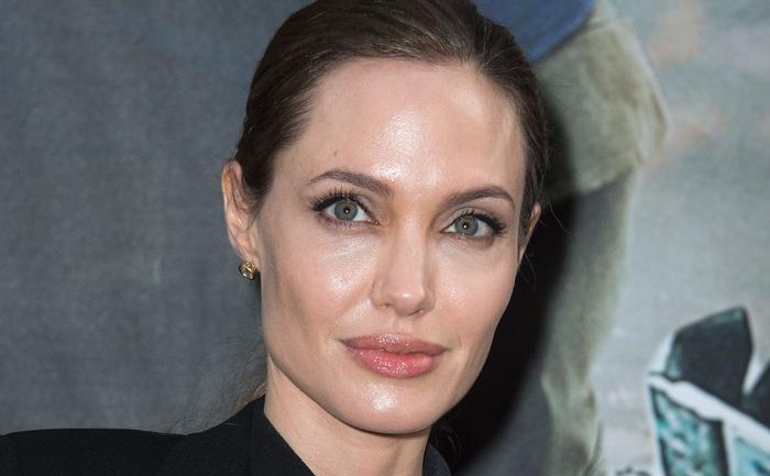 Actriţa Angelina Jolie