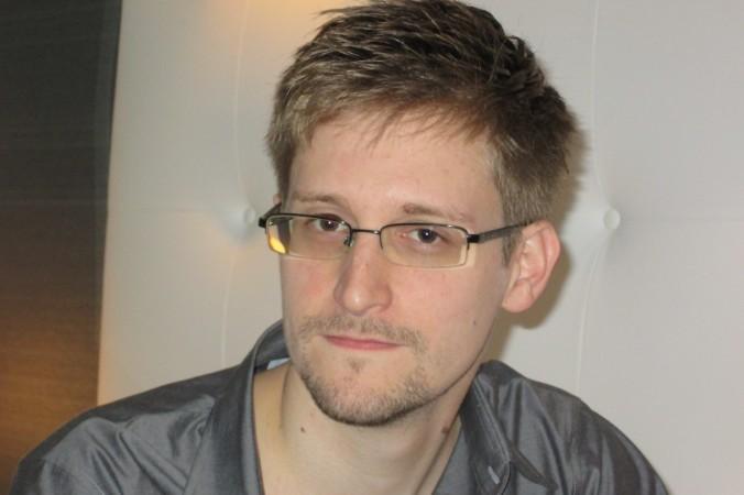 Edward Snowden, fost contractor al Agenţiei Naţionale americane pentru Securitate.