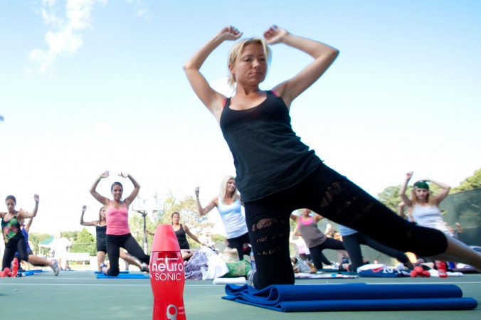Exerciţii pentru îmbunătăţirea sănătăţii