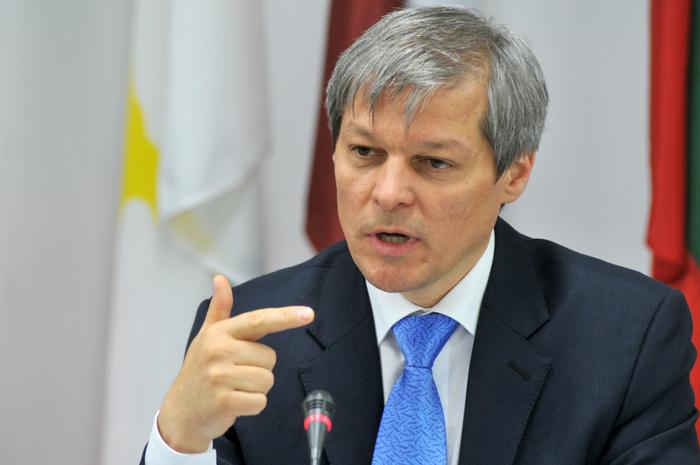 Dacian Cioloş.